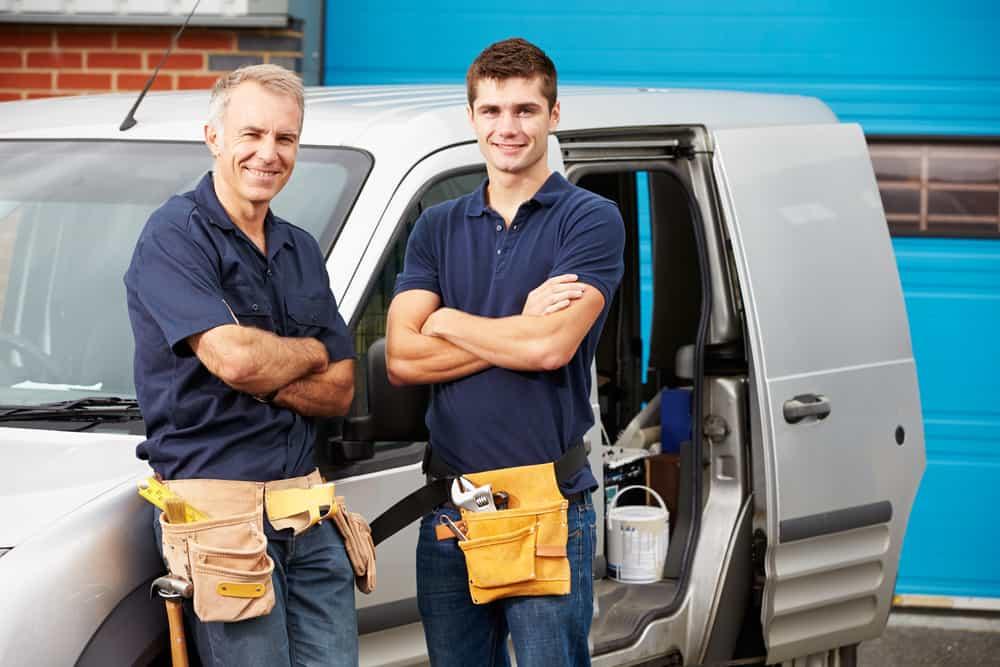 plumber team